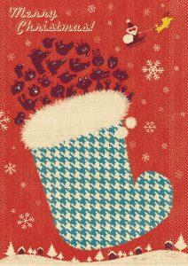 クリスマス2013 red