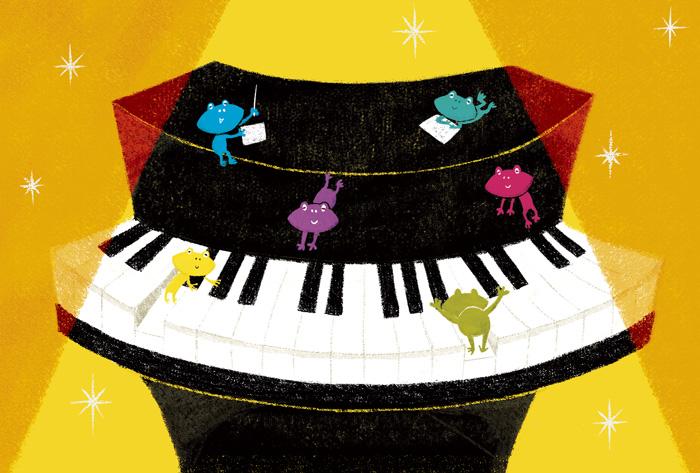 piano frog,吉田ユウスケ