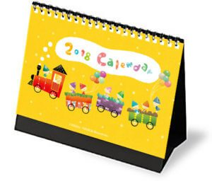 2018チャリティーカレンダー 商品イメージ